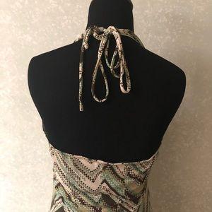 Dresses - Halter dress